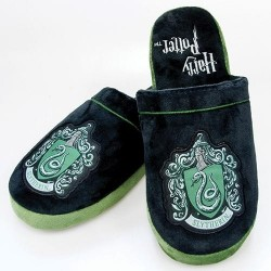 HARRY POTTER - Mule Slippers - Slytherin (38-41) 163454  Pantoffels - Slippers