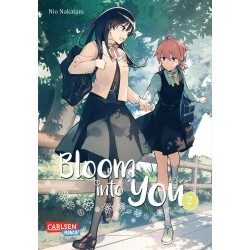 Bloom Into You - Tome 2 195062  Mangaboeken