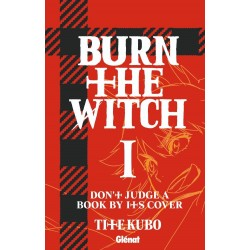 Burn The Witch - Tome 1 195087  Mangaboeken