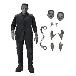 MONSTERS - Ultimate Frankentsein's Monster - Action Figure 18cm 195180  Allerlei