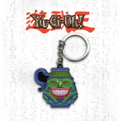 YU-GI-OH! - Pot of Greed - Collector Metal Keychain 195532  Sleutelhangers