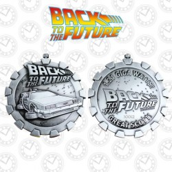 BACK TO THE FUTURE - Collector Metal Medallion 195533  Allerlei