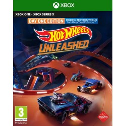 Hot Wheels Unleashed Day One Edition XBOX ONE / XBOX SX 195537  Allerlei
