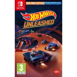 Hot Wheels Unleashed Day One Edition 195539  Allerlei