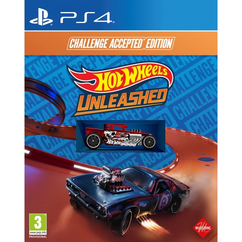 Hot Wheels Unleashed - Challenge Accepted Edition - Playstation 4  195542  Playstation 4