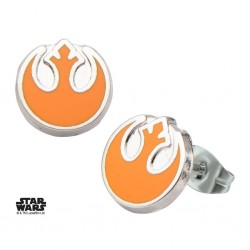 STAR WARS - Rabel Alliance Symbol Enamel Stud Earring 163413  Oorringen