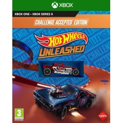 Hot Wheels Unleashed - Challenge Accepted Edition XBOX ONE / XBOX SX 195543  Allerlei