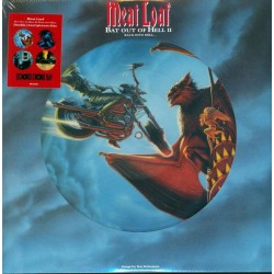 Meat Loaf - Bad Out Of Hell 2 Picture Disc (LP)