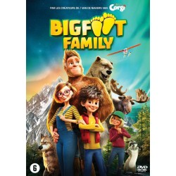 Bigfoot Family (DVD)