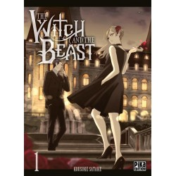 The Witch and the Beast - Tome 1 195605  Mangaboeken