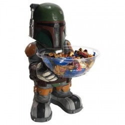 STAR WARS - Figure Candy Bowl Holder - BOBA FETT 50 cm