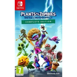 Plants vs Zombies Battle for Neighborville - Complete Edition 195623  Nintendo Switch