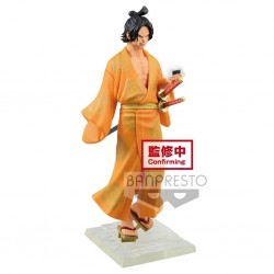 ONE PIECE - Ace - Figure Magazine Special Color Version 18cm 195655  Allerlei