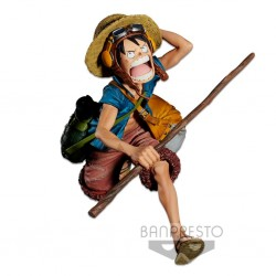 ONE PIECE - Monkey D. Luffy - Figure Chronicle Colosseum 16cm 195664  Allerlei