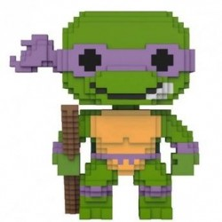 TMNT - POP 8-Bit N° 005 - Donatello 163387  TMNT Teenage Mutant Ninja Turtles