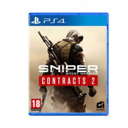 Sniper Ghost Warrior Contracts 2 (BOX UK) - Playstation 4  195761  Playstation 4