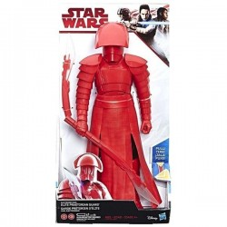 STAR WARS - Eletronic Elite Praetorian Guard - 30cm