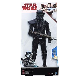 STAR WARS - Eletronic Imperial Death Trooper - 30cm