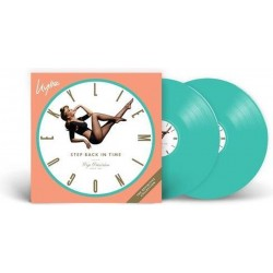 Kylie Minogue - Step Back In Time (Coloured) (LP) 3716  LP's