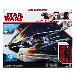 STAR WARS Force Link - Kylo Ren's Tie Silencer