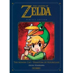 THE LEGEND OF ZELDA - THE MINISH CAP AND P.H. - PERFECT EDITION 195957  Boeken
