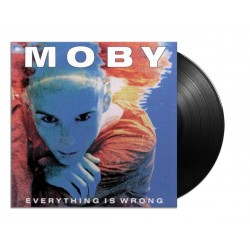 Moby - Everything Is Wrong (LP) 3786  LP's