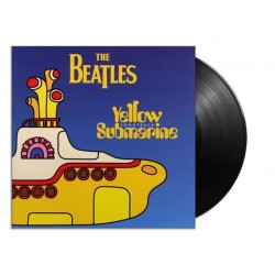Beatles - Yellow Submarine (LP) 3784  LP's