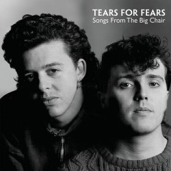 Tears For Fears - Songs From The Big Chair (CD) 3788  CD's