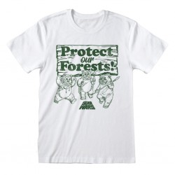 STAR WARS - Protect our Forests - Men T-Shirt (M) 184681  Allerlei