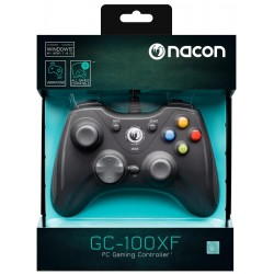 NACON WIRED GAMING CONTROLLER Black PC 163274  PC Games