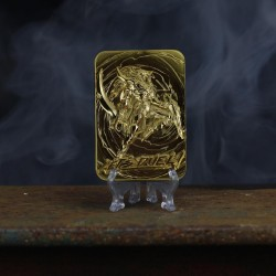 YU-GI-OH! - Black Luster Soldier - Gold Plated Metal Card Collector 196354  Allerlei