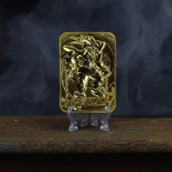 YU-GI-OH! - Exodia Forbidden One - Gold Plated Metal Card Collector 196355  Allerlei