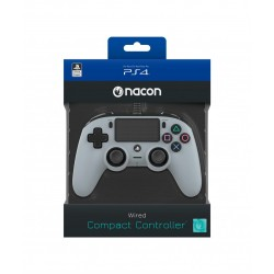 NACON WIRED OFFICIAL CONTROLLER GREY PS4