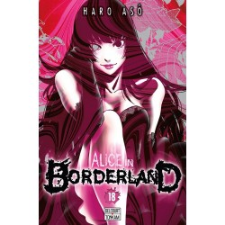 ALICE IN BORDERLAND - Tome 18 196377  Mangaboeken