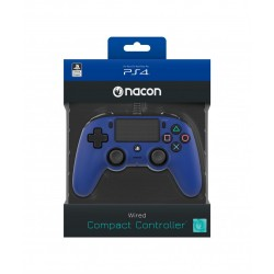 NACON WIRED OFFICIAL CONTROLLER BLUE PS4
