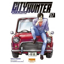 CITY HUNTER REBIRTH - Tome 7