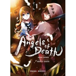 ANGELS OF DEATH - Tome 1