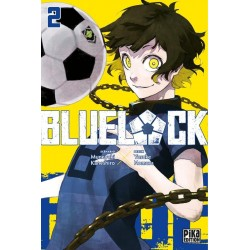 BLUE LOCK - Tome 2