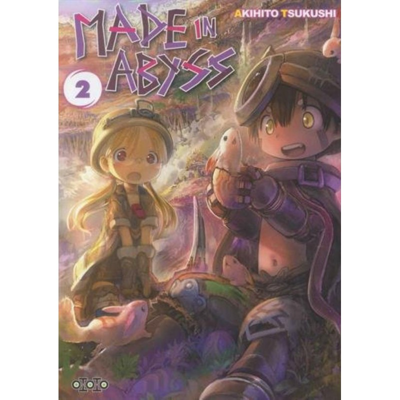 MADE IN ABYSS - Tome 2