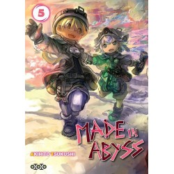 MADE IN ABYSS - Tome 5