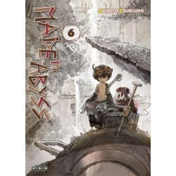 MADE IN ABYSS - Tome 6
