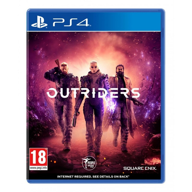 Outriders + PS5 Upgrade