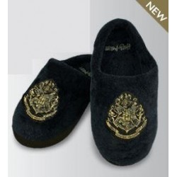 HARRY POTTER - Hogwarts Gold - Mule Slippers Kids S30-32