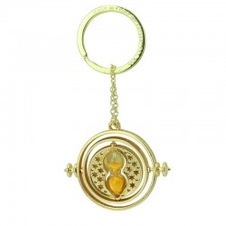 HARRY POTTER - Time Turner - Premium 3D Metal Keychain
