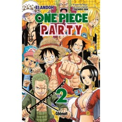 ONE PIECE PARTY - Tome 2