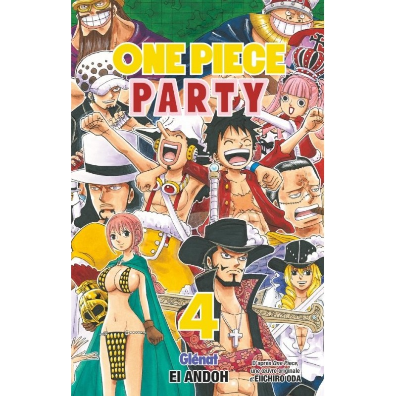 ONE PIECE PARTY - Tome 4