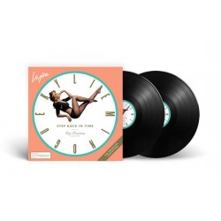 Kylie Minogue - Step Back In Time (LP)