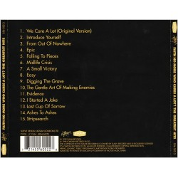 Faith No More - Who Cares a Lot? The Greatest Hits  (LP)