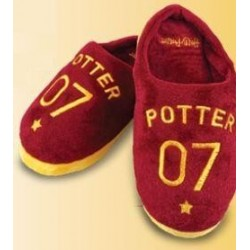 HARRY POTTER - Quidditch - Mule Slippers Kids S28-30