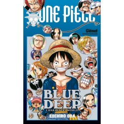 ONE PIECE CHARACTERS WORLD - BLUE DEEP